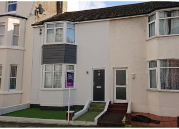 Thumbnail 4 bed terraced house for sale in Earl Street, Hastings