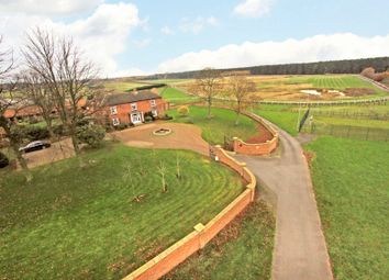 Thumbnail 6 bed country house for sale in Martin Grange Farm, Martin Grange Lane, Bawtry, Doncaster, South Yorkshire