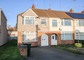 Thumbnail 3 bed end terrace house to rent in Elm Tree Avenue, Coventry