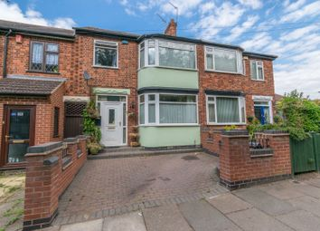 Thumbnail 3 bed terraced house for sale in Banks Road, Leicester