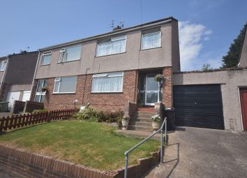 Thumbnail 3 bed semi-detached house for sale in Brook Road, Mangotsfield, Bristol