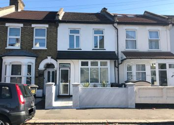 Thumbnail 3 bed terraced house for sale in 130 Millais Road, Leyton, London