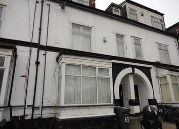 Thumbnail 1 bed flat to rent in Ash Tree Road, Crumpsall, Manchester