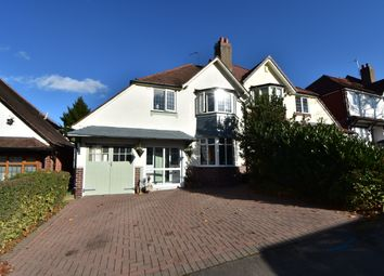 Thumbnail 3 bed semi-detached house for sale in Tixall Road, Hall Green, Birmingham