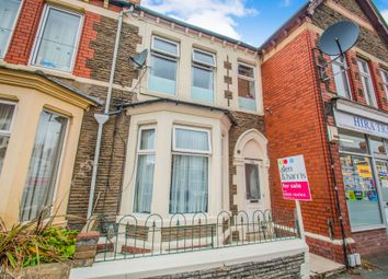 Thumbnail 4 bed terraced house for sale in Donald Street, Roath, Cardiff