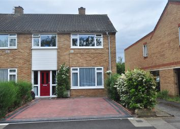 Thumbnail 3 bed end terrace house for sale in Langley Road, Staines-Upon-Thames, Surrey