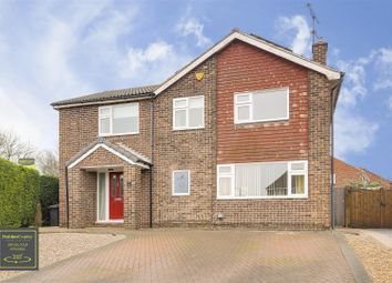 Thumbnail 5 bed detached house for sale in Newcombe Drive, Arnold, Nottinghamshire