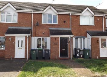 Thumbnail 1 bedroom terraced house for sale in Sefton Grove, Tipton