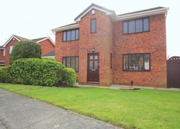 Thumbnail 4 bed detached house for sale in The Hollies, Woolton, Liverpool