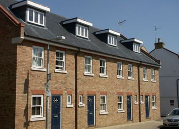 Thumbnail 3 bed town house to rent in 7F Victoria Street, Burberry Court, Littleport