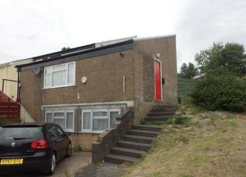 Thumbnail 2 bed end terrace house to rent in Heol Pendyrus, Ferndale