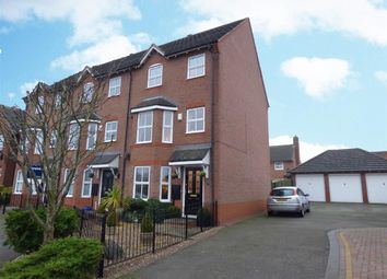 Thumbnail 3 bed town house for sale in Rowallen Way, Daventry