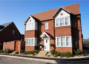 Thumbnail 3 bed semi-detached house for sale in Badgers Way, Stratford-Upon-Avon