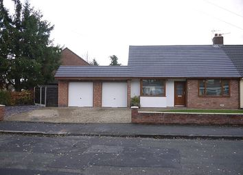 Thumbnail 2 bed semi-detached house for sale in 5 Woodbank Drive, Brandlesholme, Bury