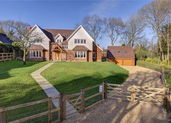 Thumbnail 5 bed detached house for sale in Church Lane, Bledlow Ridge, Buckinghamshire