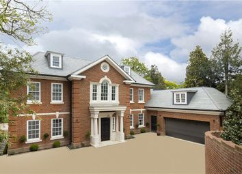 Thumbnail 6 bed detached house for sale in Coombe Hill Road, Coombe Hill