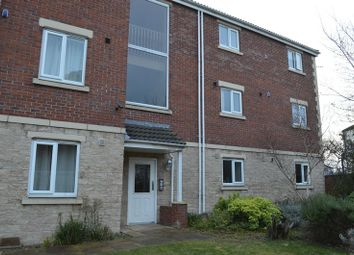 Thumbnail 2 bed flat for sale in Twivey Court, Castleford