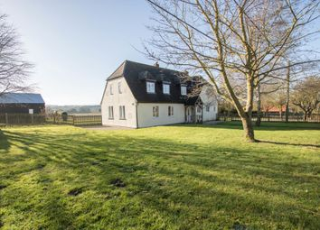 Thumbnail 5 bed detached house for sale in North Road, Abington, Cambridge