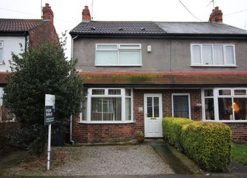 Thumbnail 3 bed semi-detached house for sale in Kirkham Drive, Hull