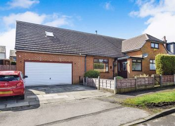 Thumbnail 4 bedroom detached house for sale in Dene Bank, Bradshaw, Bolton