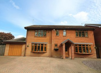 Thumbnail 4 bed detached house for sale in Norden Road, Bamford, Rochdale
