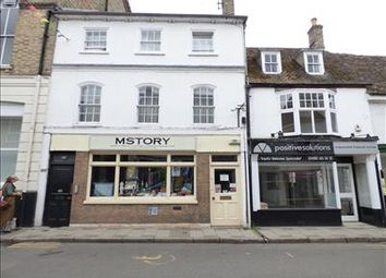 Thumbnail Retail premises to let in 56 High Street, Huntingdon