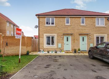 Thumbnail 3 bedroom semi-detached house for sale in Daisy Walk, Emersons Green, Bristol