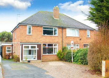 Thumbnail 3 bed semi-detached house for sale in Bewell Head, Sidemoor, Bromsgrove