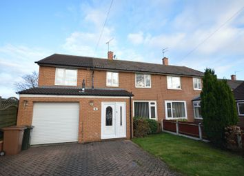 Thumbnail 4 bed semi-detached house for sale in Dene Gardens, Monkseaton, Whitley Bay
