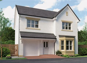 "Thumbnail 4 bedroom detached house for sale in ""Crompton Det"" at Monifieth"