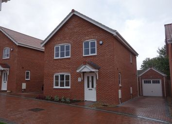 Thumbnail 4 bed detached house for sale in Plot 12, Meadowlands, Wrentham