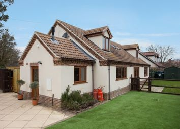 Thumbnail 4 bed detached house for sale in Rode Lane, Carleton Rode, Norwich
