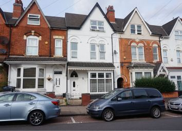Thumbnail 5 bed terraced house for sale in Arden Road, Birmingham