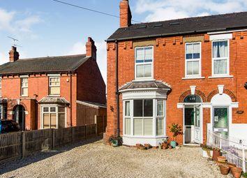 4 bed semi-detached house for sale in Doddington Road, Lincoln LN6