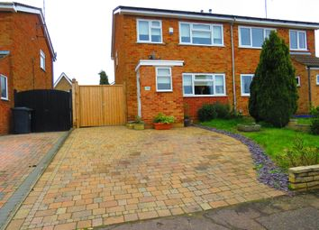 Thumbnail 3 bed semi-detached house for sale in Sherwood Avenue, Kingsthorpe, Northampton