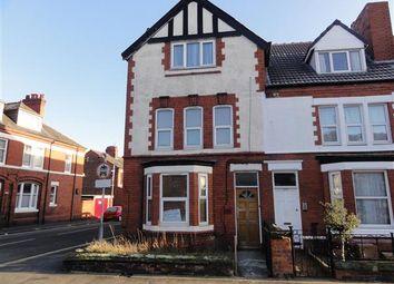 Thumbnail 1 bed flat to rent in Wilderspool Causeway, Warrington