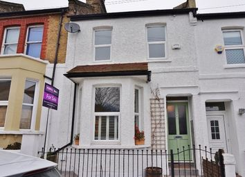 Thumbnail 4 bedroom terraced house for sale in Canterbury Grove, London