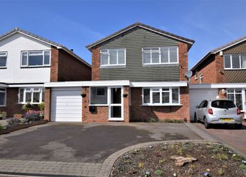 Thumbnail 4 bed detached house for sale in Pettyfields Close, Knowle, Solihull, West Midlands