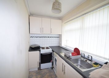 Thumbnail 1 bedroom flat for sale in Woodhorn Drive, Choppington