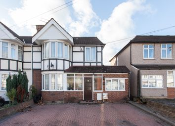 Thumbnail 6 bed semi-detached house for sale in Hunters Grove, Queensbury, Harrow