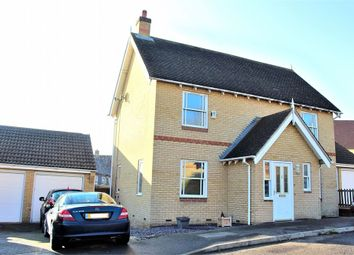 Thumbnail 4 bed detached house for sale in Flitch Green, Little Dunmow, Great Dunmow, Essex