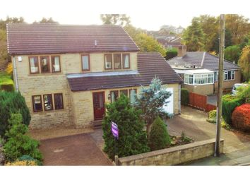Thumbnail 4 bedroom detached house for sale in Poplar Grove, Bradford