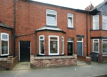 Thumbnail 2 bed flat for sale in Cromer Street, York