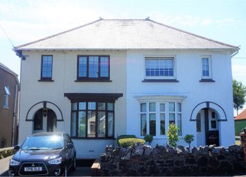 Thumbnail 3 bed semi-detached house for sale in Penygroes Road, Ammanford