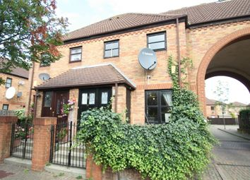 Thumbnail 3 bed terraced house to rent in Evelyn Denington Road, Beckton