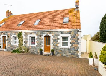 3 bed semi-detached house for sale in 2 Hougue Au Pretre, Vale, Guernsey GY3