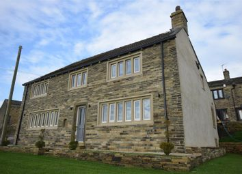 Thumbnail 3 bed farmhouse to rent in Park Nook, Halifax