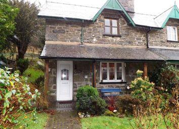 Thumbnail 2 bed semi-detached house for sale in Glandwr, Maentwrog, Blaenau Ffestiniog, Gwynedd
