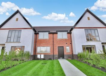 Thumbnail 3 bed terraced house for sale in Chantry Gardens, Churchgate Street, Old Harlow, Essex