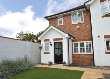 Thumbnail 3 bed end terrace house to rent in Sunbury Close, Walton-On-Thames, Surrey